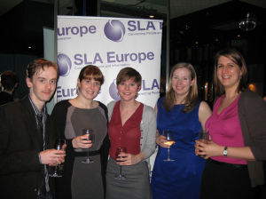 Some new SLA Europe members