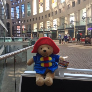 Paddington at Vancouver Public Library